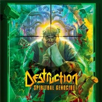Destruction Spiritual Genocide Album Cover