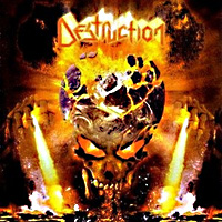 [Destruction The Antichrist Album Cover]
