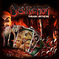 [Destruction Thrash Anthems Album Cover]