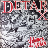 [Detarx Volumes and Voids Album Cover]
