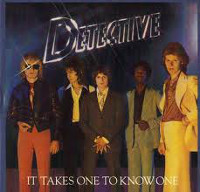 Detective It Takes One To Know One Album Cover