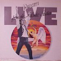 [Detective Live From The Atlantic Studios Album Cover]