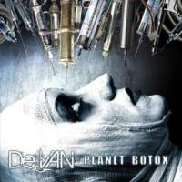 [De Van Planet Botox Album Cover]