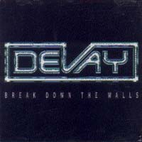 [Devay Break Down the Walls Album Cover]