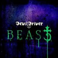 [DevilDriver Beast Album Cover]
