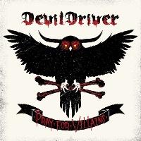 [DevilDriver Pray for Villains Album Cover]