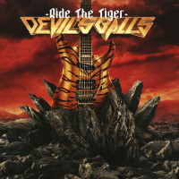 [Devil's Balls Ride the Tiger Album Cover]