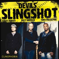 [Devil's Slingshot Clinophobia Album Cover]