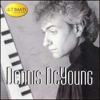 [Dennis DeYoung The Ultimate Collection Album Cover]