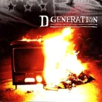[D Generation D Generation Album Cover]