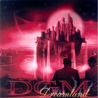[DGM Dreamland Album Cover]