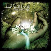[DGM Different Shapes Album Cover]