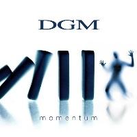 [DGM Momentum Album Cover]