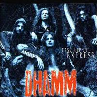 Dhamm Disorient Express Album Cover