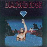 [Diamond Edge Head Above Water Album Cover]