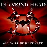 [Diamond Head All WIll Be Revealed Album Cover]