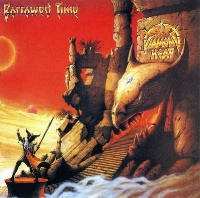 [Diamond Head Borrowed Time Album Cover]