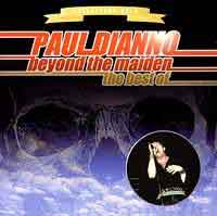 [Paul DiAnno Beyond the Maiden (Best of) Album Cover]
