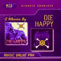 [Die Happy Die Happy/Volume II Album Cover]