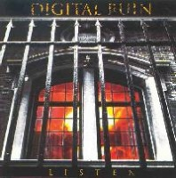 [Digital Ruin Listen Album Cover]