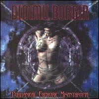 [Dimmu Borgir Puritanical Euphoric Misanthropia Album Cover]