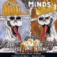 [Dimple Minds Der Maurer Und Der Koenig  Album Cover]