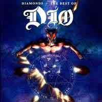 [Dio Diamonds - The Best of Dio Album Cover]