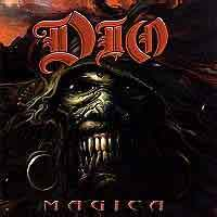 [Dio Magica Album Cover]
