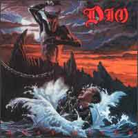 Dio Holy Diver Album Cover
