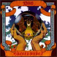 [Dio Sacred Heart Album Cover]