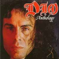 [Dio Anthology Album Cover]