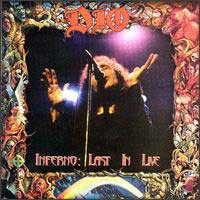 [Dio Inferno: Last in Live Album Cover]