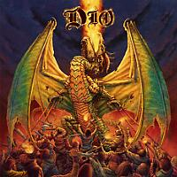 [Dio Killing the Dragon Album Cover]