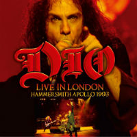 [Dio Live In London, Hammersmith Apollo 1993 Album Cover]