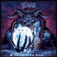 Dio Master Of The Moon Album Cover