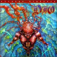 [Dio Strange Highways Album Cover]