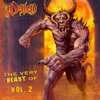 [Dio The Very Beast of Dio Vol. 2 Album Cover]