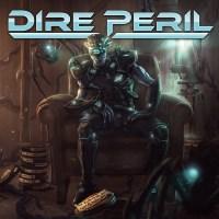 [Dire Peril Extraterrestrial Compendium Album Cover]