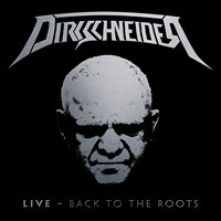[Dirkschneider Live - Back to The Roots Album Cover]