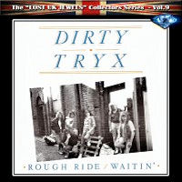 [Dirty Tryx Rough Ride Album Cover]