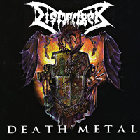 [Dismember Death Metal Album Cover]