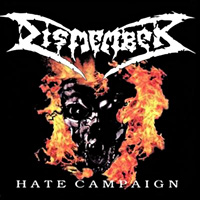[Dismember Hate Campaign Album Cover]