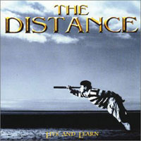 The Distance Live and Learn Album Cover