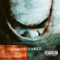 [Disturbed The Sickness Album Cover]