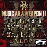 [Various Artists Music As A Weapon II Album Cover]