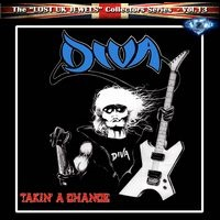 [Diva Takin' A Chance Album Cover]