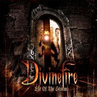 [Divinefire Eye Of The Storm Album Cover]
