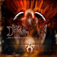 [Divinefire Into A New Dimension Album Cover]