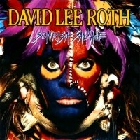 David Lee Roth Sonrisa Salvaje Album Cover