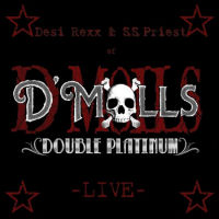 [D'Molls Double Platinum Album Cover]